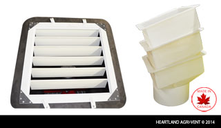 Heartland Agri-Vent Ltd. | Ventilation | Wall Fans ...